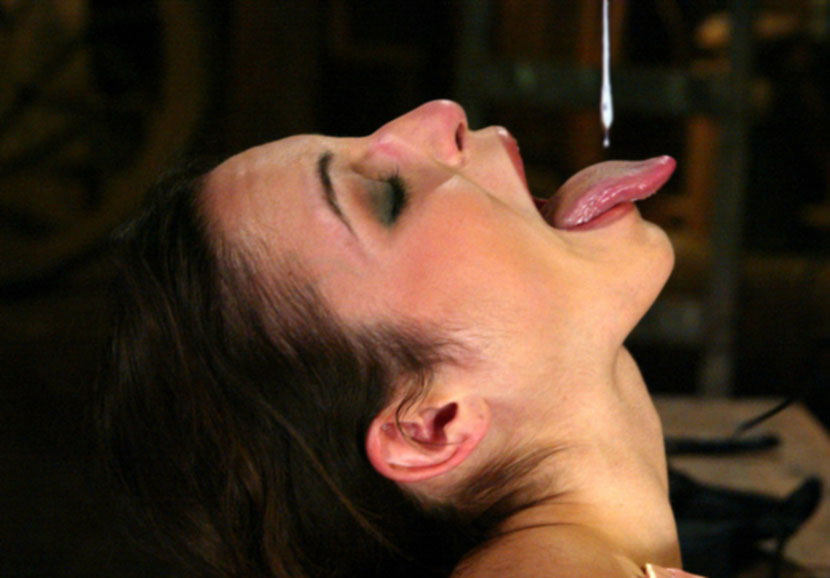 Master's Saliva Tasting / Swallowing