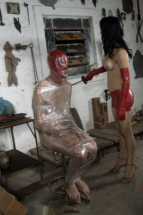 Mummification / Sensory Deprivation